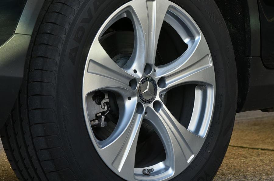 Mercedes-Benz GLC 220 d alloys