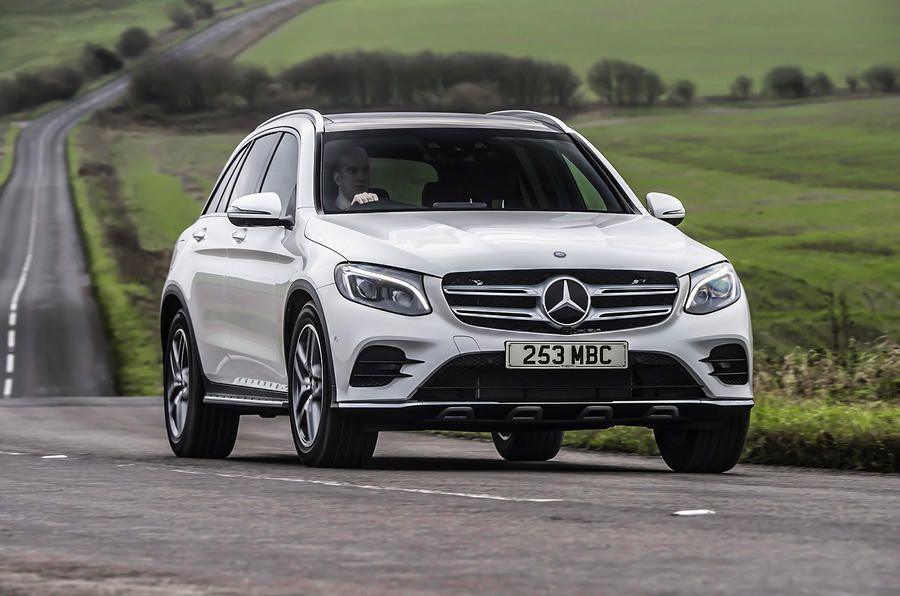 2016 mercedes glc 250 d 4matic amg line review review autocar. Black Bedroom Furniture Sets. Home Design Ideas