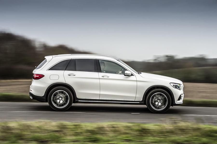 £39,595 Mercedes-Benz GLC 250 d