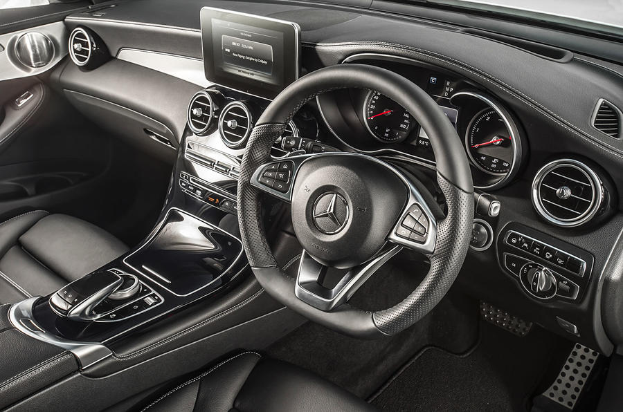 2016 Mercedes Glc 250 D 4matic Amg Line Review Review