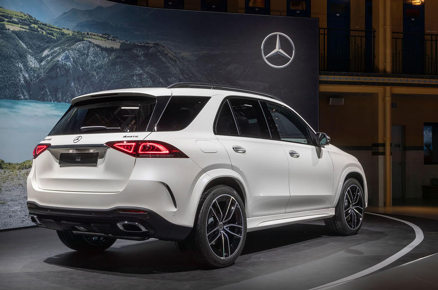 new mercedes gle 2019 suv on sale now from 55 685 autocar. Black Bedroom Furniture Sets. Home Design Ideas