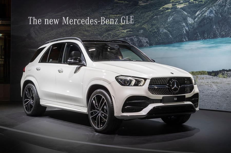 new mercedes gle 2019 suv on sale now from 55 685 autocar rh autocar co uk