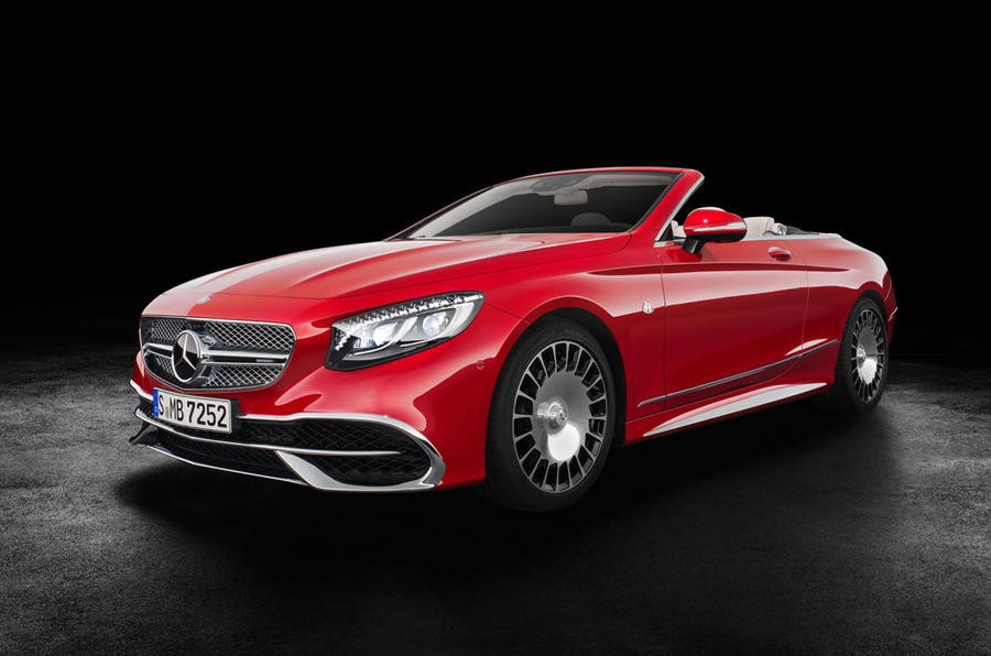 Mercedes-Maybach S650 Cabriolet - The Motor Forum