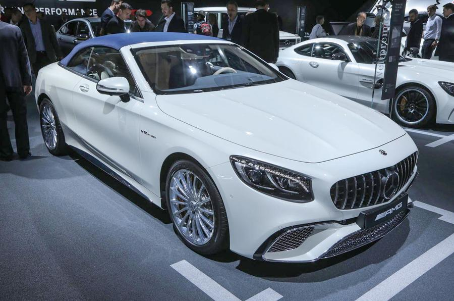 New Mercedes-Benz S-Class Coupé range priced from £104,115