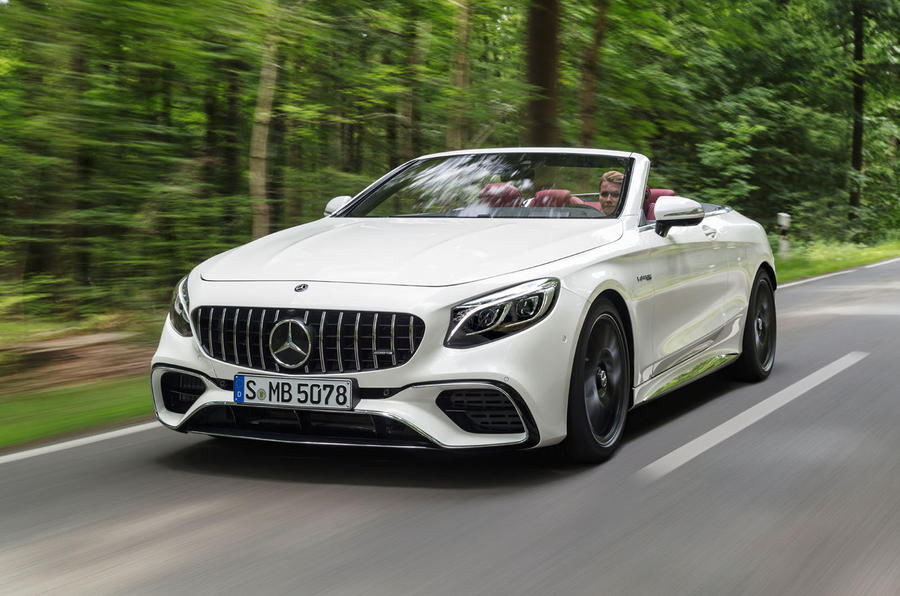New Mercedes Benz S Class Coupe Prices For Db11 Rival Confirmed