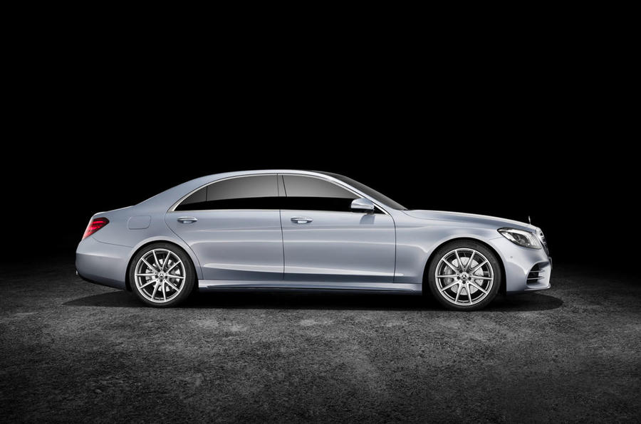 2017 Mercedes-Benz S-Class to front new engine line-up