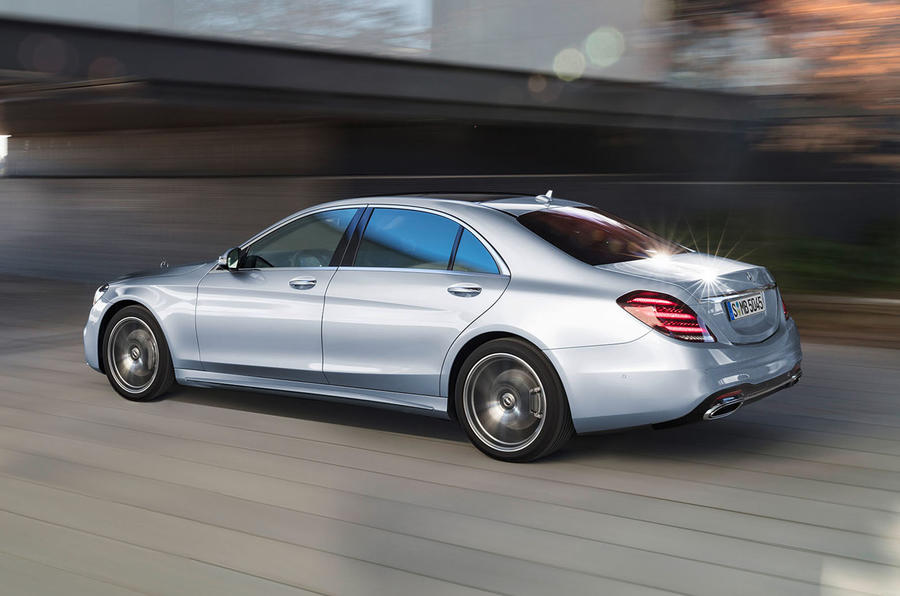 2017 mercedes benz s class to front new engine line up for Mercedes benz line up