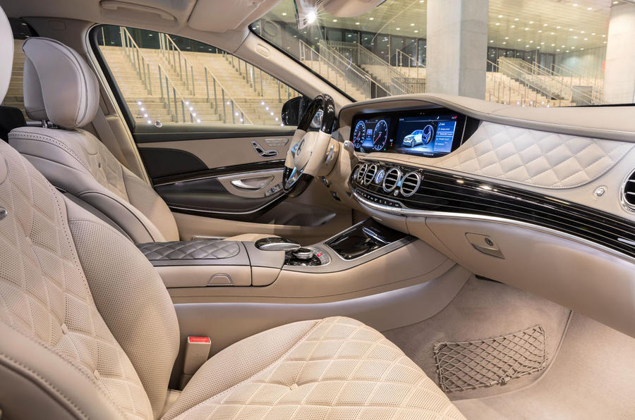 2017 Mercedes-Benz S-Class to front new engine line-up ...