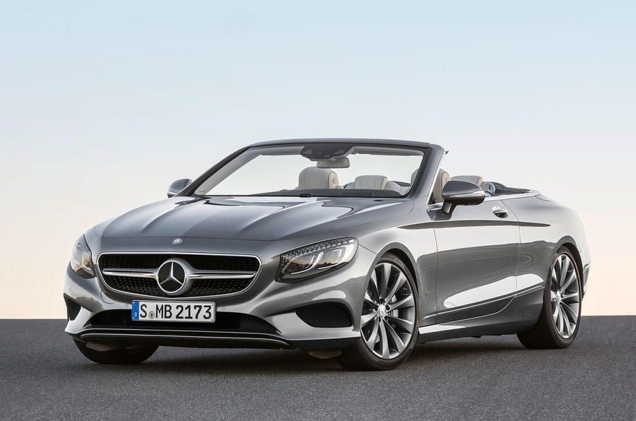2016 mercedes benz s class cabriolet pricing revealed for S550 mercedes benz price