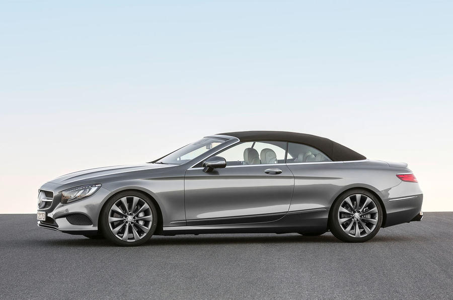 2016 mercedes benz s class cabriolet pricing revealed for Price s550 mercedes benz