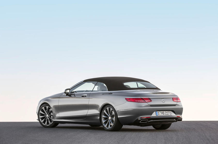 2016 mercedes benz s class cabriolet pricing revealed for Drop top mercedes benz prices