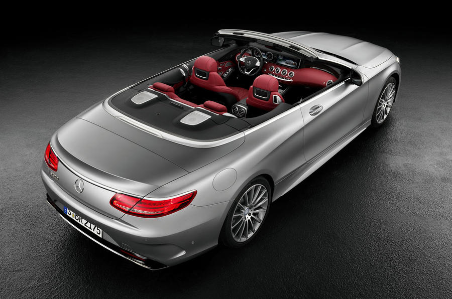 2016 mercedes benz s class cabriolet pricing revealed