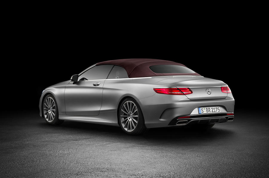 2016 mercedes benz s class cabriolet pricing revealed for Mercedes benz convertible 2016