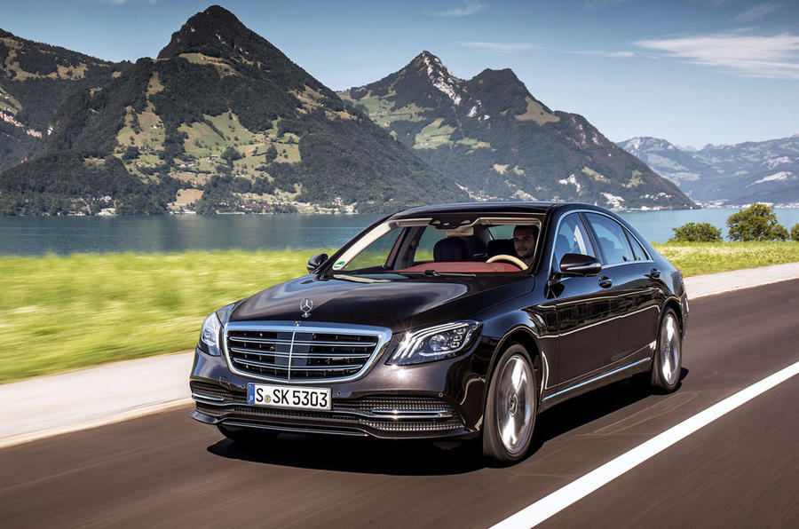Mercedes-Benz S400d 4Matic