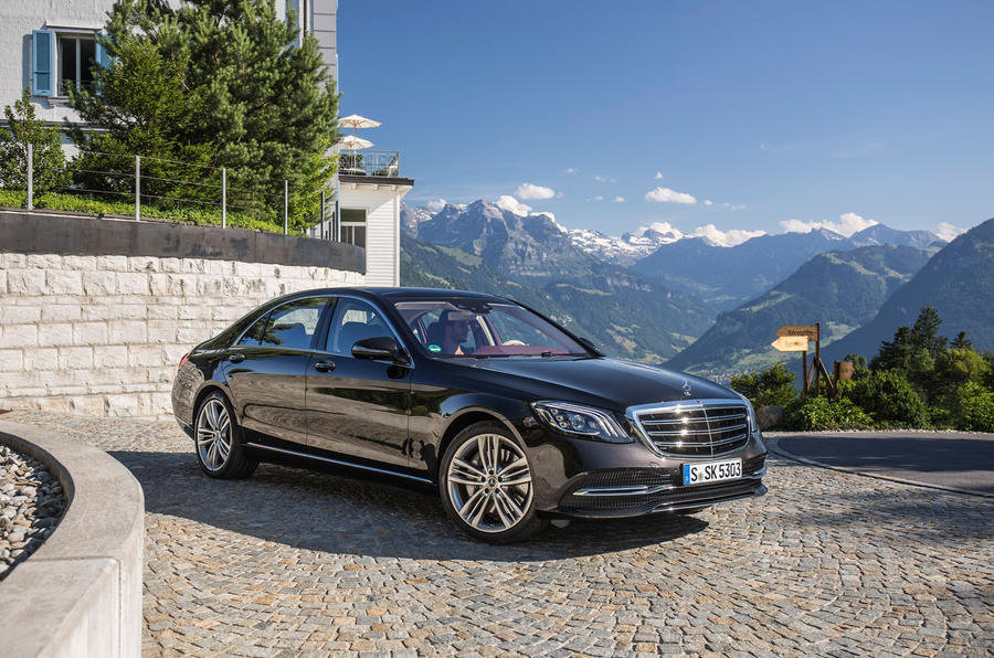 4.5 star Mercedes-Benz S400d 4Matic