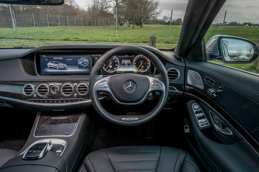 2015 Mercedes Benz S500 Plug In Hybrid Review Autocar