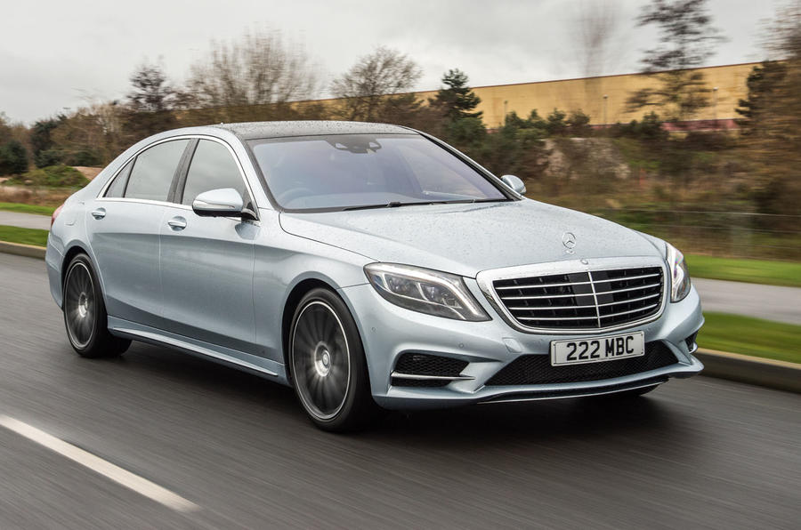 2015 mercedes benz s500 plug in hybrid review autocar for Mercedes benz s class 500