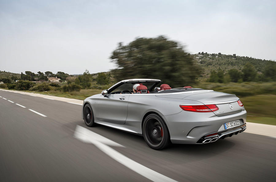 2016 mercedes amg s 63 cabriolet review review autocar. Black Bedroom Furniture Sets. Home Design Ideas