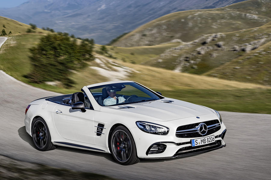 2016 Mercedes Benz SL Class Car Review Top Speed - NicoBenz