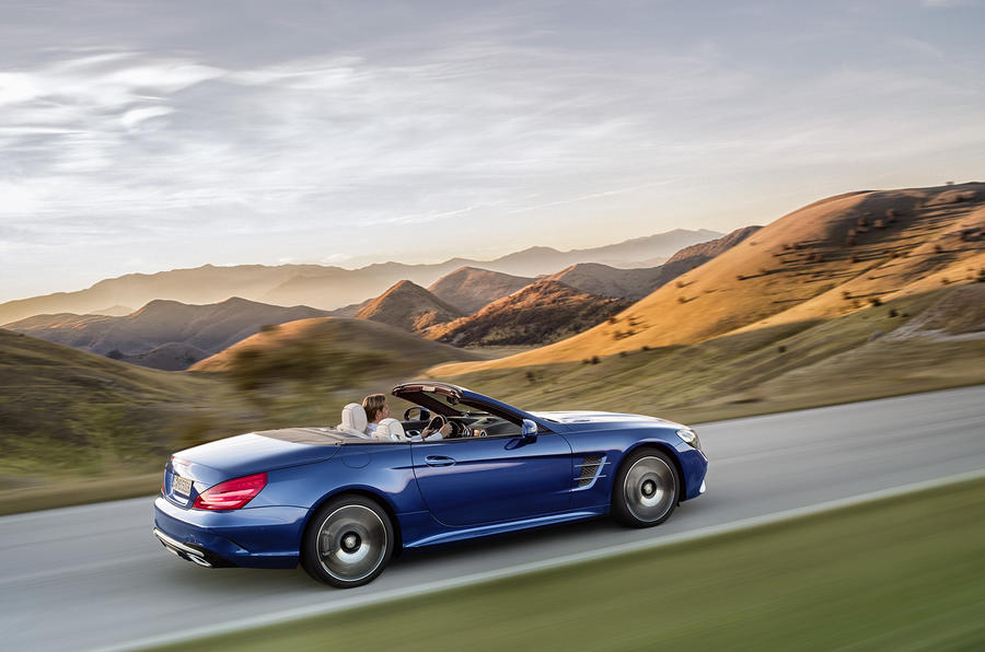 mercedes sl 2016 - Car Release Date & Reviews