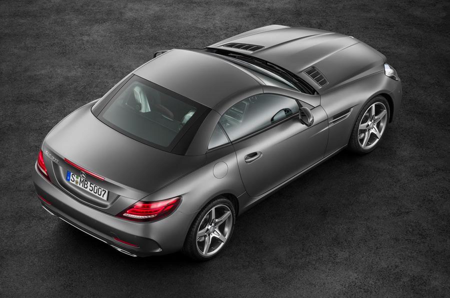 2016 Mercedes-Benz SLC