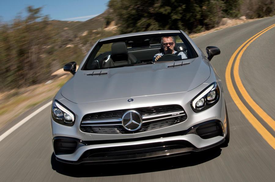 £114,110 Mercedes-AMG SL 63