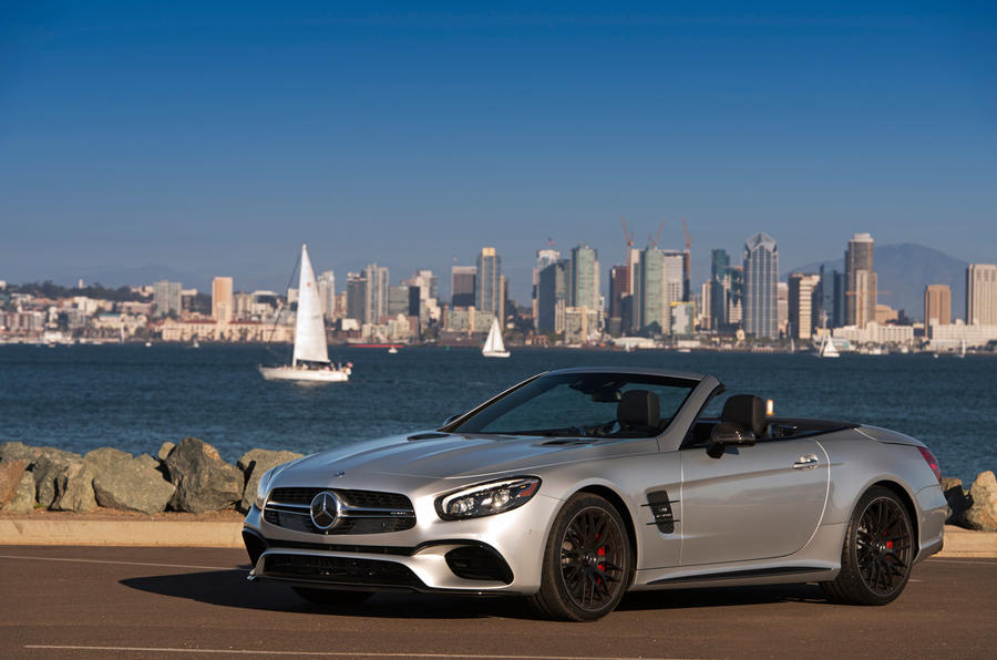 4.5 star Mercedes-AMG SL 63