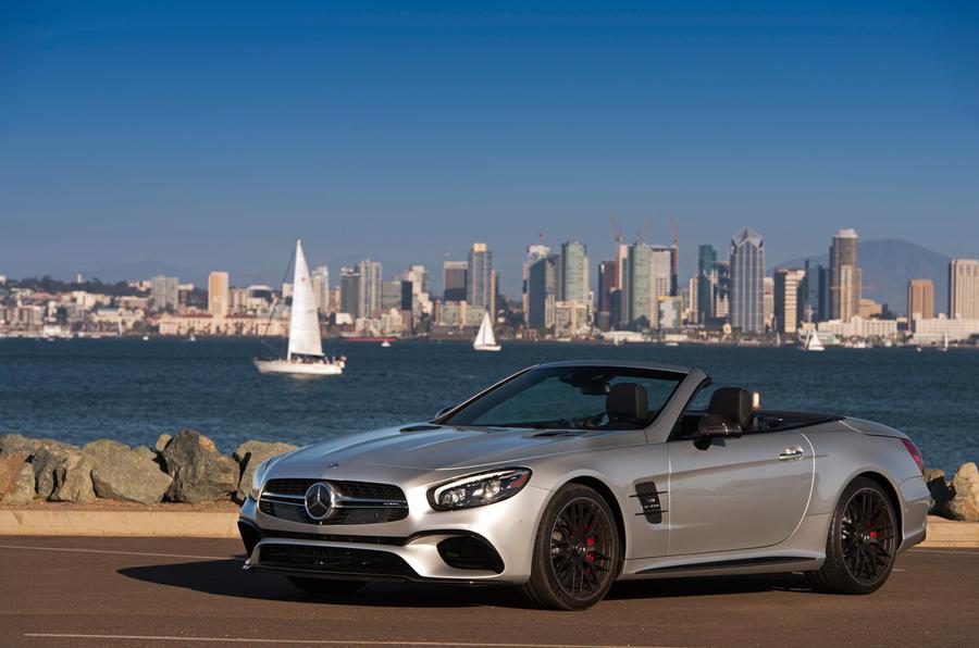 4.5 star Mercedes-AMG SL 63