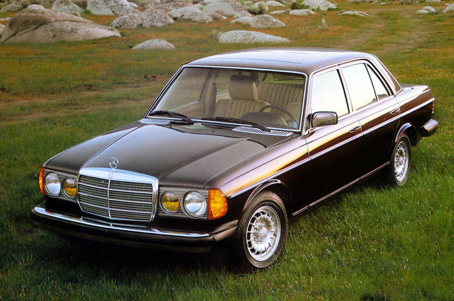 US-spec Mercedes-Benz 300D