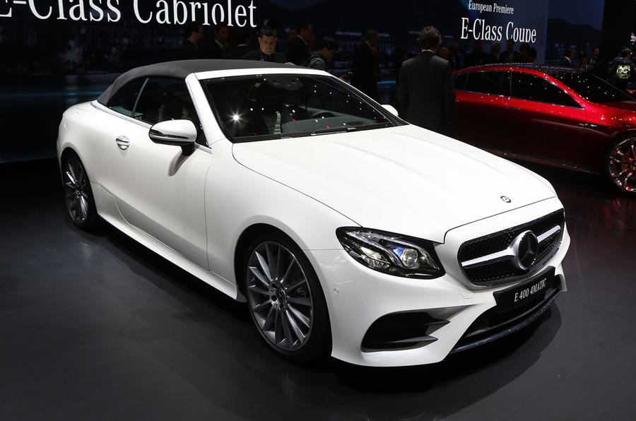 Mercedes Benz E Class Cabriolet Price In India