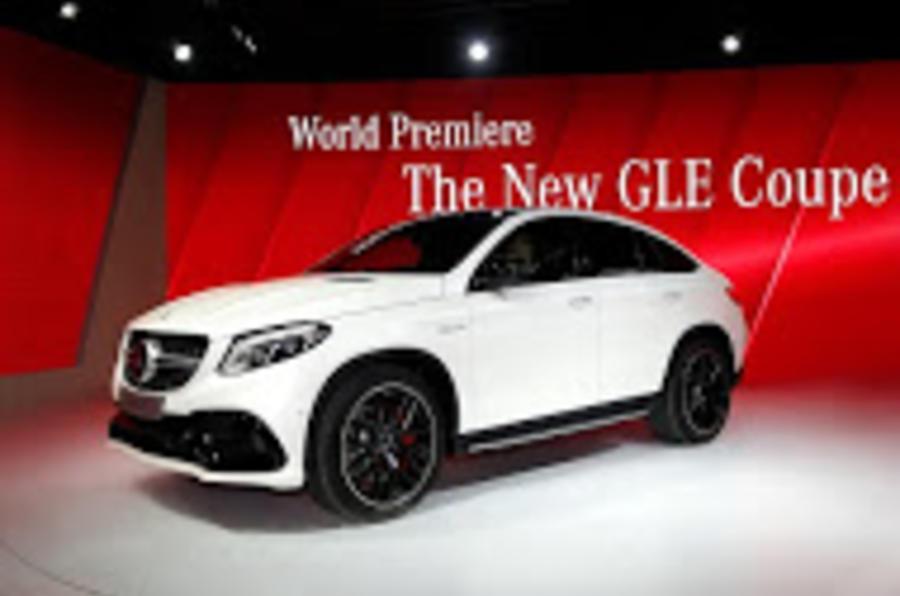 Mercedes-AMG GLE63 Coupé