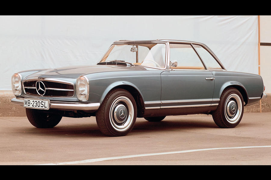 44: 1963 Mercedes-Benz 230SL