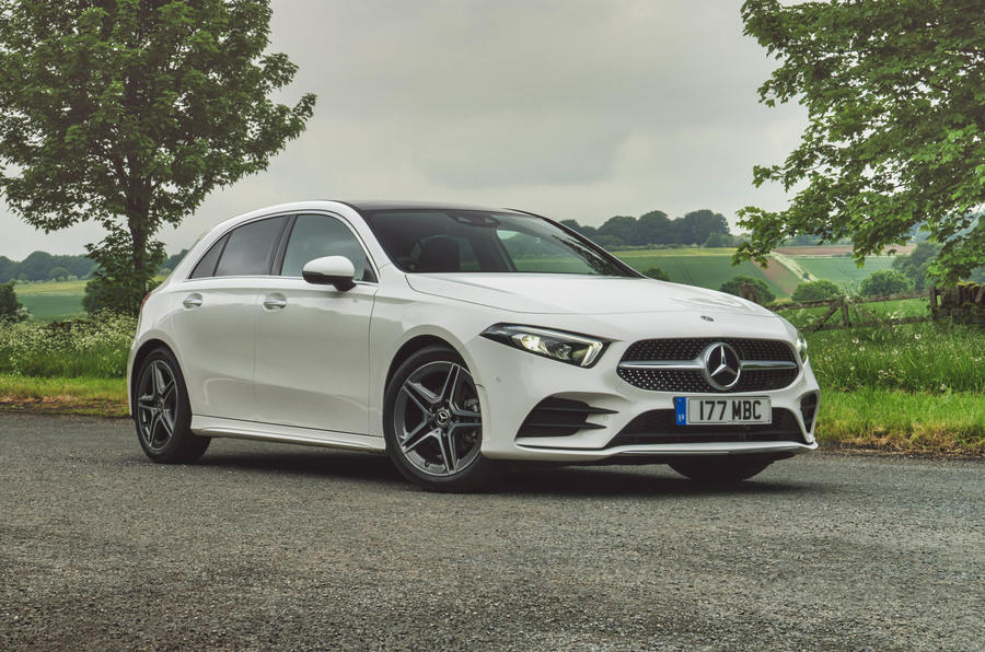 Mercedes A220 AMG Line