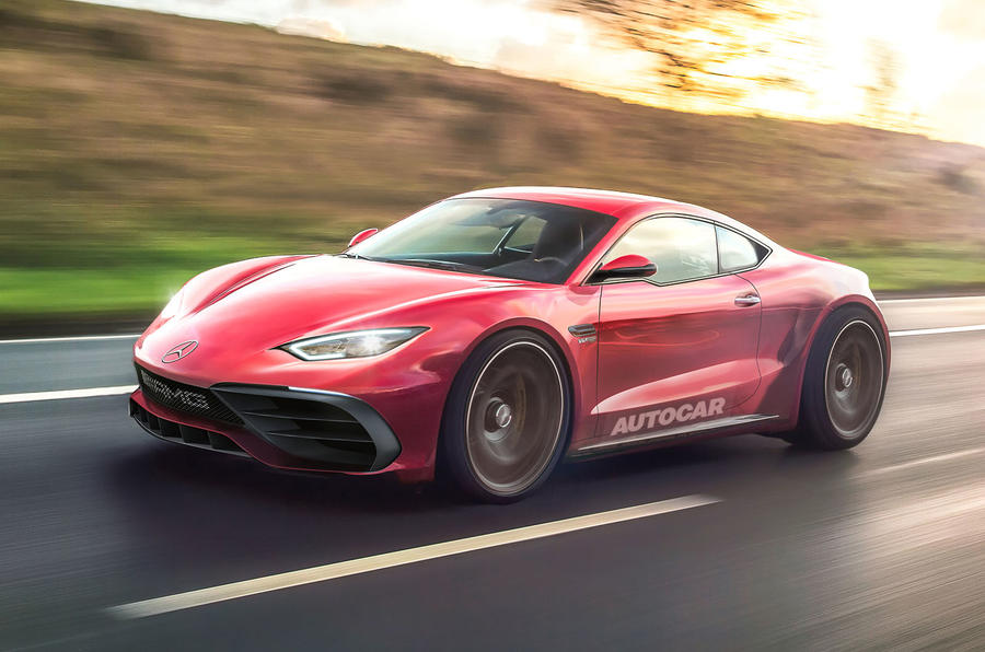 Details About The Mercedes-AMG Cayman Rival Emerge