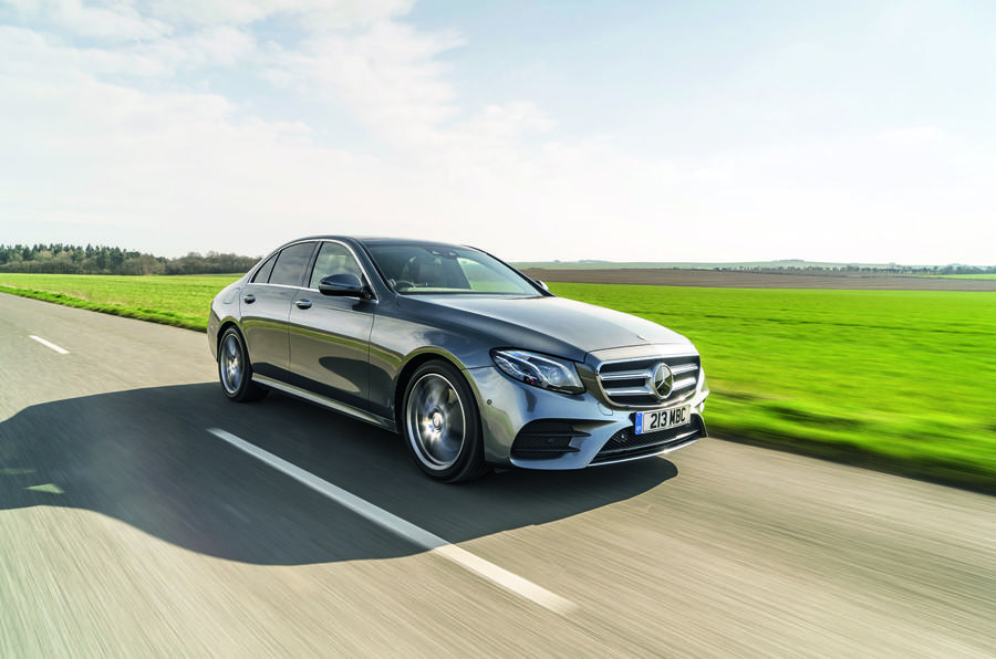 Mercedes-Benz E-Class road test