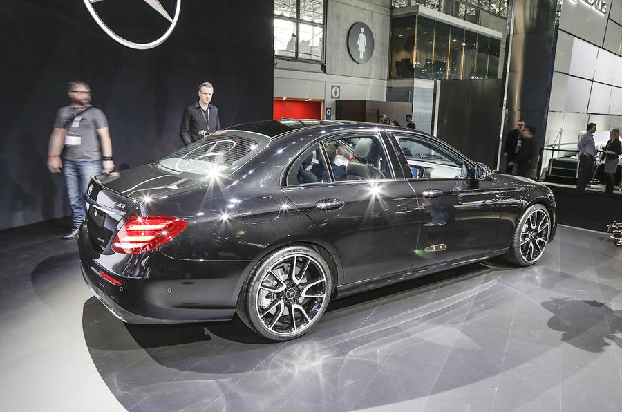 C43 Amg Coupe >> Mercedes-AMG E43 4Matic revealed at New York motor show   Autocar