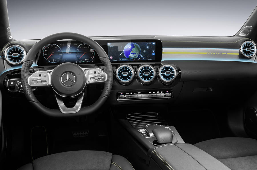 Mercedes-Benz officially reveals the interior of the new-gen A-Class