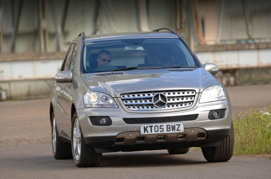 Mercedes-Benz ML500