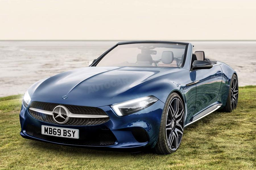 Mercedes-Benz Plots New Driver-focused SL For 2020