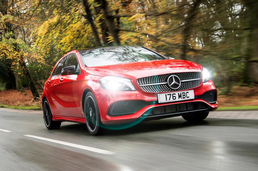 Attractive Mercedes Benz A 200 D Sport ...