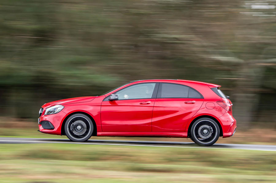 2016 mercedes benz a class a 200 d sport review review for What are the different classes of mercedes benz cars