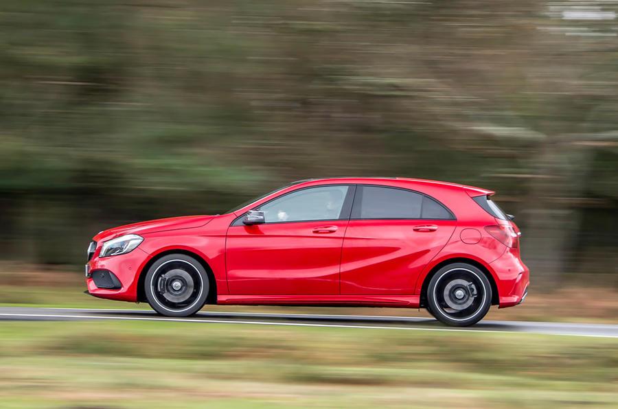 £25,660 Mercedes-Benz A 200 d Sport