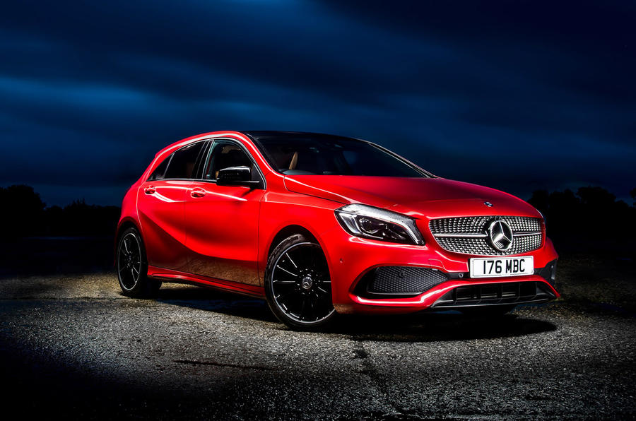 2016 mercedes benz a class a 200 d sport review review. Black Bedroom Furniture Sets. Home Design Ideas