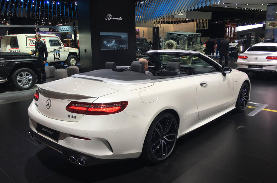 Mercedes Amg Cls53 And E53 Hybrids Revealed Autocar
