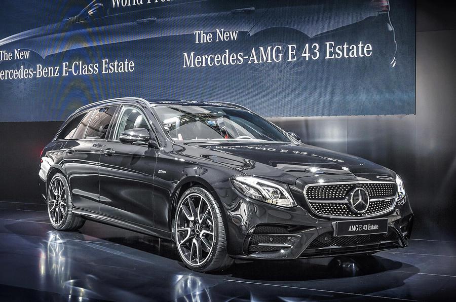 New Mercedes Benz E Class Estate Pricing Revealed Autocar