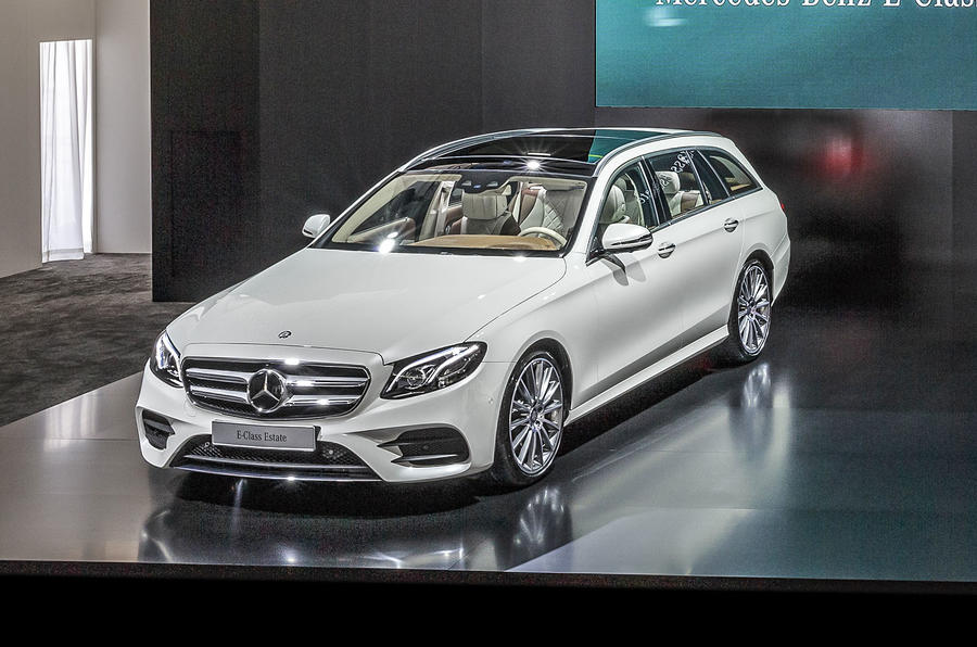 New Mercedes Benz E Class Estate Pricing Revealed Autocar