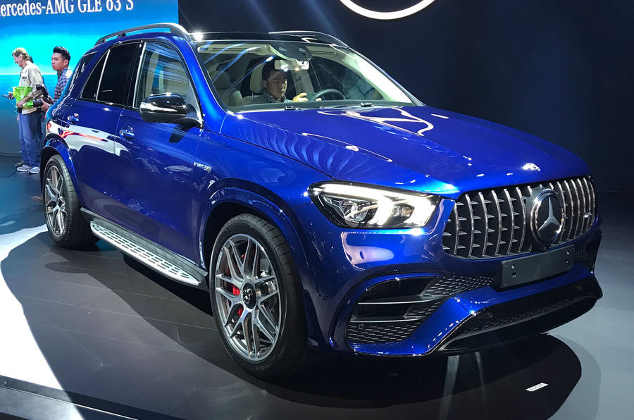 Gle 63s Amg >> New Mercedes Amg Gle 63 V8 Super Suv Gains Hybrid Tech