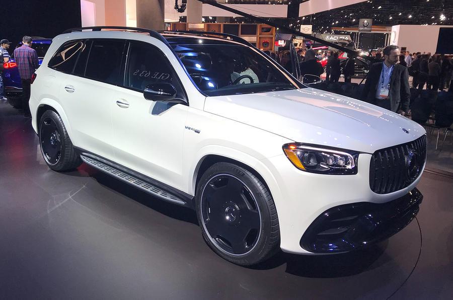 Mercedes-Maybach SUV Teased