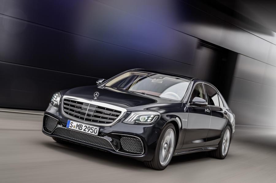 Mercedes-AMG S65 L