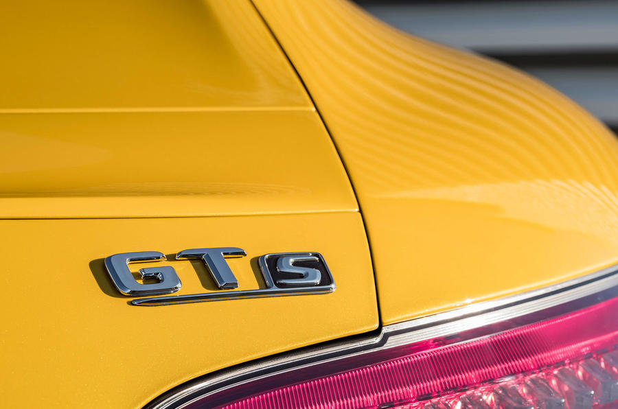 Mercedes-AMG GT C Coupé launched alongside updated GT and GT S